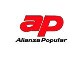 Logo Grupo Parlamentario Alianza Popular.