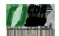 Logo Grupo Parlamentario Centrista.