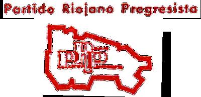 Logo Grupo Parlamentario Riojano Progresista.