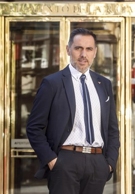 X Legislatura. Presidente del Parlamento de La Rioja