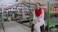 Elisa Valgañón. Directora de exportación de empresa textil. Ezcaray