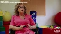 Manuela Muro. Socia fundadora asociación dispacapacidad. Logroño