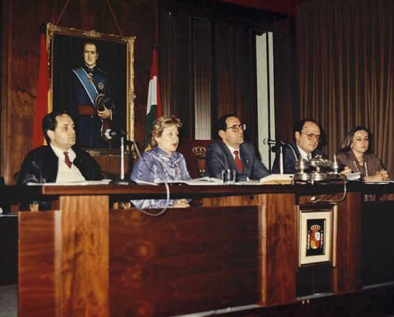 PLR_Mesa I legislatura
