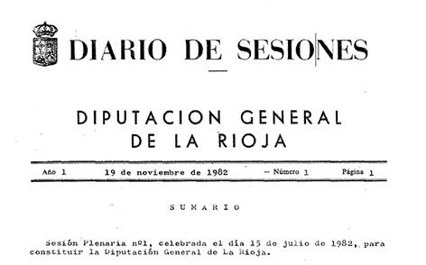 PLR Boletín de constitucion de la legsilatura provisional