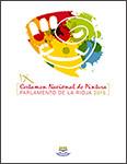 Catálogo IX Certamen de Pintura Parlamento de La Rioja